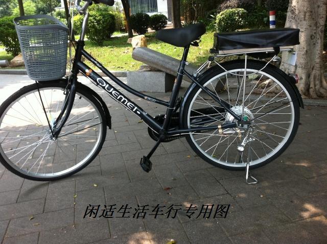 e-bike Electric bike 36v gentlewomen lithium e-bike electric bicycle light type general scooter battery e-bike folding(China (Mainland))
