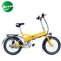 e-bike Electric Bike Lotto mini fashion electric bicycle foldable electric bicycle 16 36v lithium battery