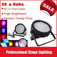 2013 hot selling 127pcs led strobe light RGB led par lightin AC 90-240V, 50-60Hz. Free Shipping