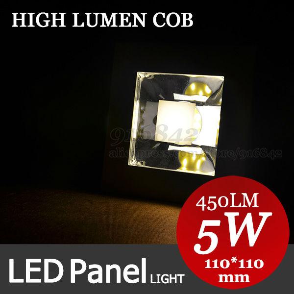 High lumen COB LED down light, 110mm 11cm 4 inch small wall light, 110V/220V, CE&RoHS, professional panels factory(China (Mainland))