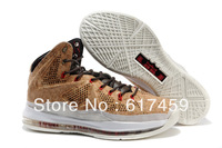 Top Quality Lebron X Cork Shoes For Sale Free Shipping Via Epacket