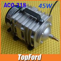 Free shipping Hailea ACO-318 Electromagnetic Aquarium Air Compressor Pump 70L/min 220V 45W 0.02 Mpa min #AP030
