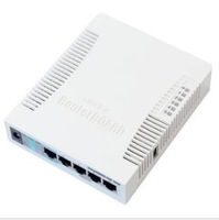 Free shipping Mikrotik ROS RB751U-2HnD 30DB Wireless Router