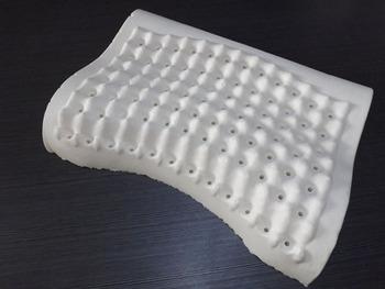 100% natural latex massage pillow 53*38cm
