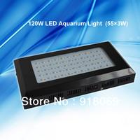 Free shipping 120W LED Aquarium Light for marin reef aquarium ,dimmable
