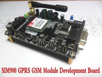 Free Shipping Brand New SIMCOM SIM900 GPRS GSM Module Development Board For AVR PIC ARM