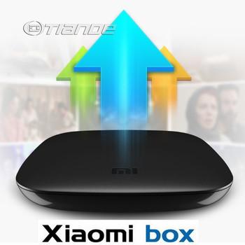 Original XIAOMI Box HD Internet Wifi TV Box Media Player with Remote,Smart BOX For Phone,xiaomi Mi2 Best Accessories for TV