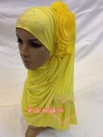 Free Shipping, muslim silk bandanas , muslim hijabs,fashion women scarf,islamic scarf, embossed flower fashion hijab