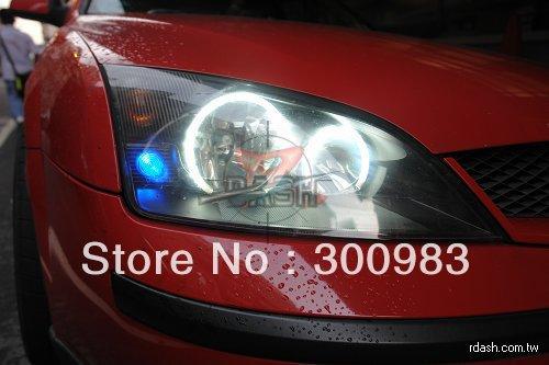 Super Bright CCFL Angel Eyes for ford mondeo ,Halo rings ,Car led Angel Eyes kit,auto headlight(China (Mainland))