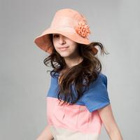 Kenmont hats summer women's outdoor bucket hats sunbonnet km-0508