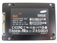 "Retail or  wholesale  840 Series MZ-7TD500BW 2.5"" 500GB SATA III Internal Solid State Drive (SSD)"