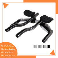 IN stock!! road carbon 3T Brezza II LTD handlebar for time trial 3k weave bicycle handlebar 420mm free shipping
