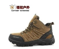 2013 Genuine camel hiking shoes outdoor shoes hiking shoes slip warm couple high-top shoes 1699