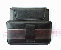 Fashion Leather Pouch phone bags cases with Belt Clip for lenovo 660 Cell Phone Accessories
