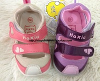 Slip-resistant 2013hx130196 baby toddler sandals toddler shoes package with