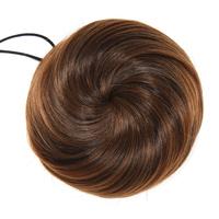 Wig big meatball head wig bag bud head fluffy head fashion wig balls bags