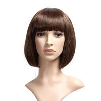 Wig fluffy bobo short hair wig fluffy short wig repair