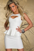 Dear lover 2013 cutout 2844 one-piece dress