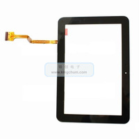 100% GenuineTouch Screen Digitizer Glass Lens For Samsung Galaxy Tab 8.9 P7300 P7320 P7310 Black Test One by One Before Delivery