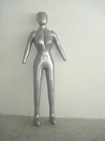 New Female Full Body Hat Dress Pants Inflatable Mannequin Dummy Torso Model