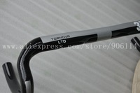 New 3T TORNOVA LTD carbon fibre bicycle red handlebar 31.8*400/420/440mm
