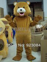 pedo bear mascot costume pedobear mascot costume adult size free shipping