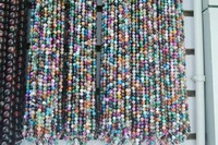 Wholesale new 2013 hot selling 4MM color natural agate beads multicolor onyx beads 4mm fit DIY jewelry 480pcs/lot free shipping