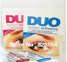 1pcs Free Shipping! DUO New Ladies Womens False Eyelash Fix Glue Adhesive Makeup Tool Black/White