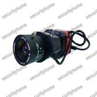HD Super WDR Bullet camera Sony 650TVL RJ11 6-15mm Manual Auto IRIS CCTV security camera system