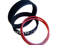 SANY 230 concrete pump spareparts rubber SEALS,guide ring
