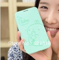 Free shipping Wholesale - 2013 new arrival hot selling  Potato and rabbit case for samsung s3 9300