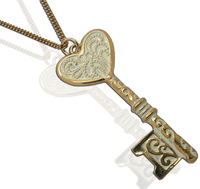 Accessories fashion accessories fashion exquisite brief key necklace a40