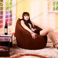 FREE SHIPPING bean bag cheap no filling tear drop bean bag kids coffee SUEDE INDOOR  huge bean bag bean bag chair kids