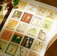 Aesthetic le petit prince paper decoration sticker 80 4 set