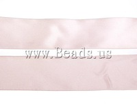 Free shipping!!!Satin Ribbon,luxury, pink, 40mm, Length:125 Yard, 5PC/Lot, Sold By Lot