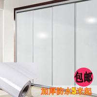 Pvc wood grain paper kitchen cabinet wardrobe furniture stickers thickening boeing film wallpaper