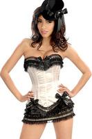 ON SALE! Royal shaper lace decoration body shaping vest quality fashion shaper shapewear l4090