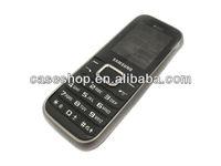 Original full housing for Samsung E1232 battery door middle frame and keypad