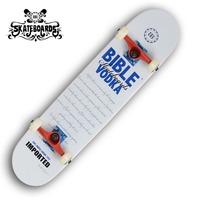 Backfire  2013 New Design bible series of skateboarding