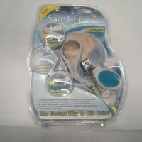 The elderly magnifier finger scissors tv shopping finger cut sure clip hot-selling gift