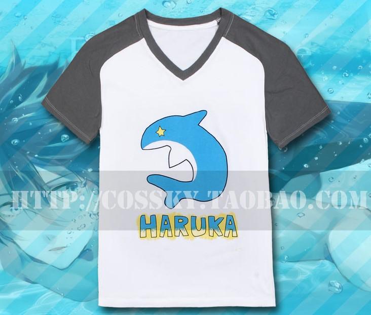 Free Iwatobi Swim Club Shirt