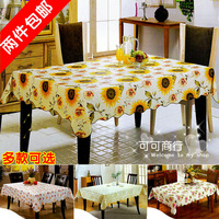 2 ! dining table cloth waterproof oil disposable pvc coffee table cloth tablecloth round table cloth coasters
