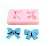 1PCS Pink silicone mold Fondant Cake Decorating Tools Cookies Candy Baking tool