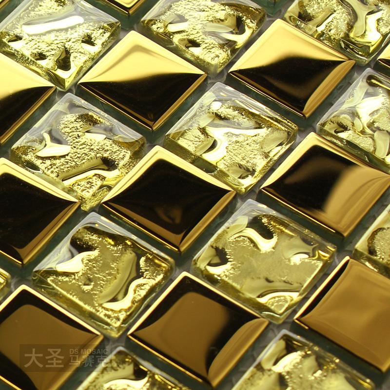 Or mosa que promotion achetez des or mosa que for Miroir eclat silver