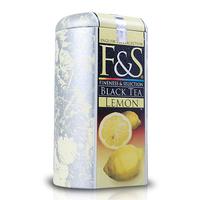 Black tea lemon tea 175g tank