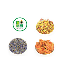 Herbal tea combination flower tea combination flower tea lavender flower hehuan lily tea triratna