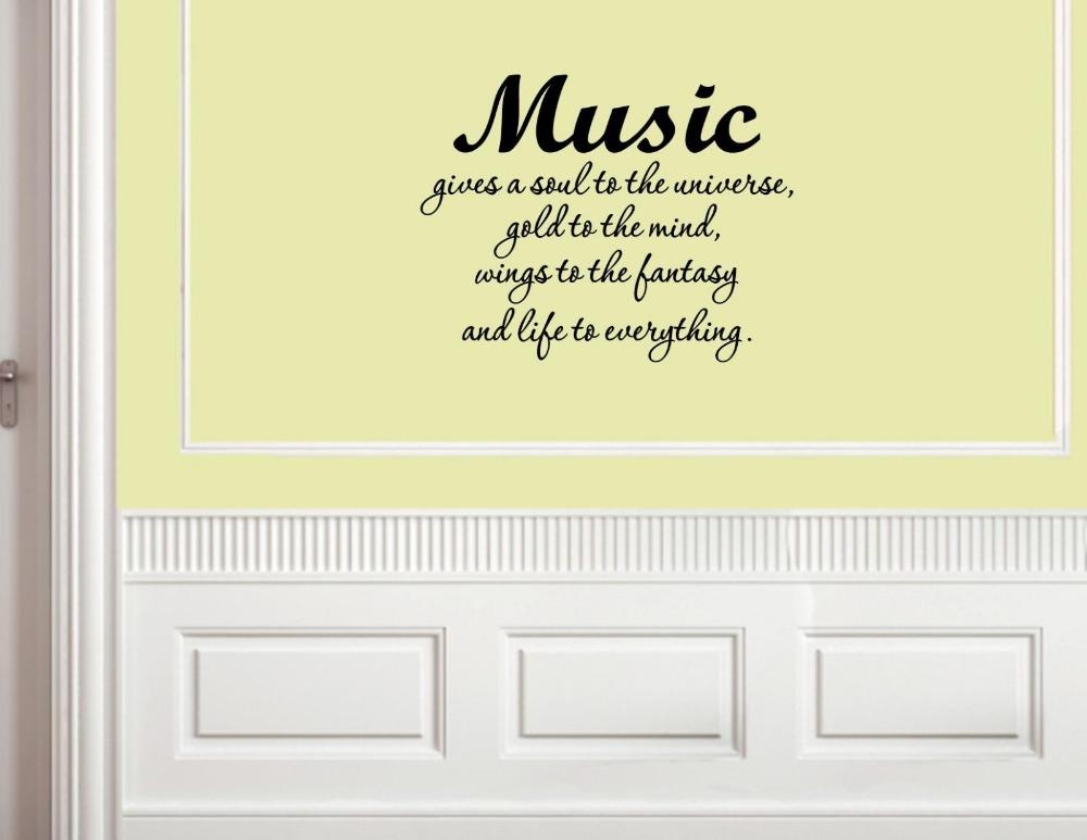 sprüche über musik englisch