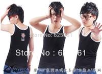 Freeshipping!Eva Lesbian Tomboy Chest/Breast Binder Trans Lesbian Shapers Binder Undershirt Slim Fit Vest Tops