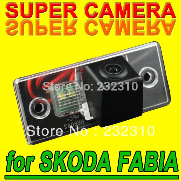 Камера заднего вида Navinio Skoda Fabia 2008 NTSC PAL камера заднего вида blackview uc 07 black