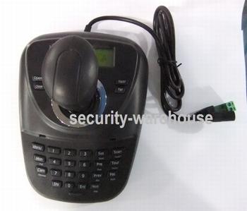 Spot shipping PTZ dome CCTV Controller monitors keyboard mini keyboard support Hai Kang Dahua D